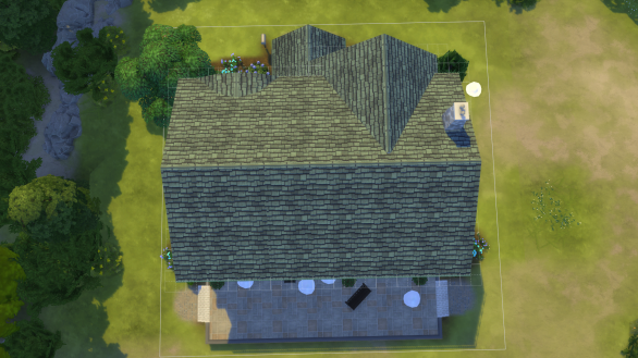 Roof (only 7 roofs needed for this build)
