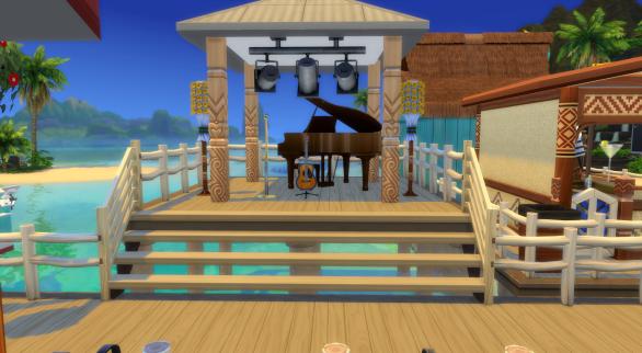 The music pier