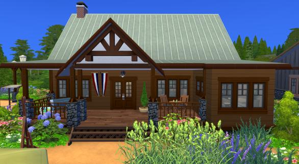 Camper's cabin 1